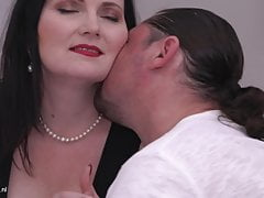 Mom next door getting banged by daddy