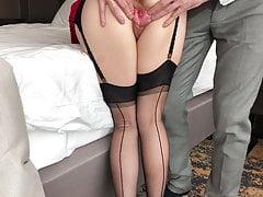 Big Cock for High Class Slut