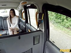 Fake Taxi Sexy French Teen Takes a Big Cock to the Balls